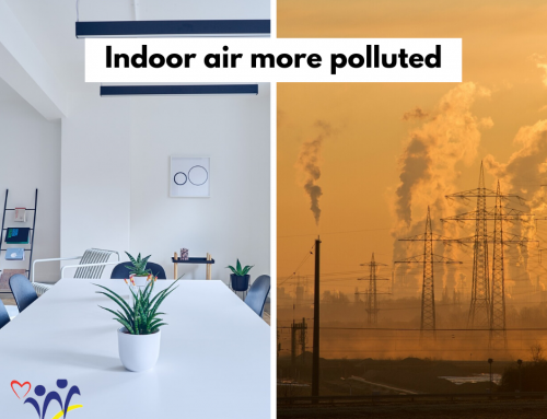 Indoor Air More Polluted than Outdoor Air
